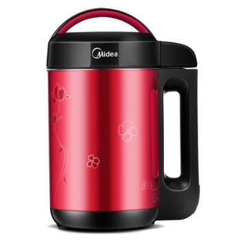 美的(Midea ) 豆浆机DE12G13 多功能全钢豆汁机(可打果汁)