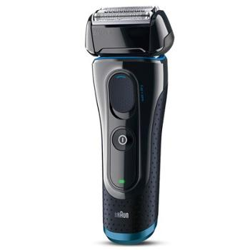 博朗(BRAUN)电动剃须刀5系5040S德国进口全身水洗刮胡须刀