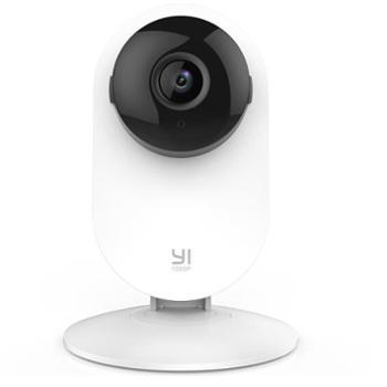 小蚁(YI)智能摄像机夜视版升级1080P高清家用wifi摄像头智能家居监控摄像头支持小米路由wifi本地存储