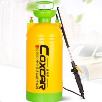 酷克斯 洗车高压家用手动便携式刷车工具水枪车载洗车器多功能洗车机16L