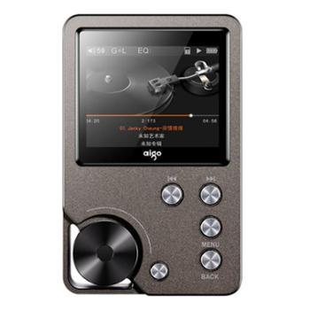 爱国者 播放器 MP3 hifi播放器 高清无损音质 便携随身听 支 105plus