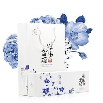 秦巴山紫阳富硒绿茶特级蓝青花128g