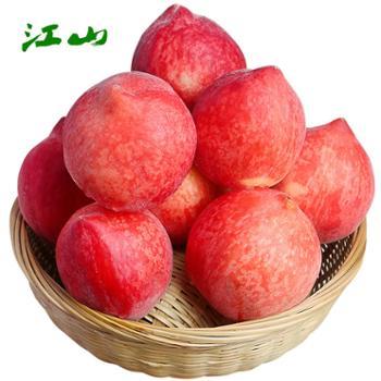 江山 山东水蜜桃 新鲜水果 4.5-5斤 约15枚