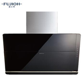 富士帝/FUJIOH顶吸欧式大吸力触控抽油烟机黑色CXW-218-FR150TBK
