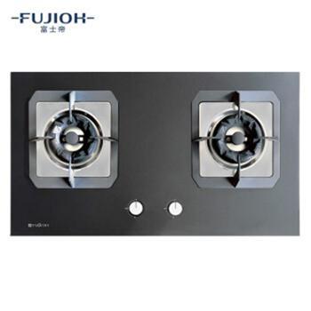 富士帝/FUJIOH钢化玻璃台嵌两用燃气灶JZT-FH210