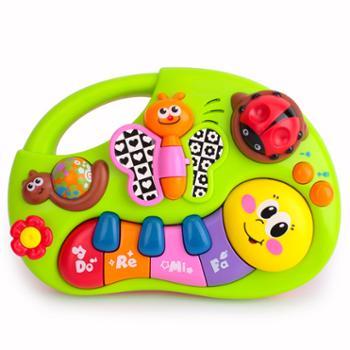 汇乐玩具927早教益智玩具手指启蒙学习琴