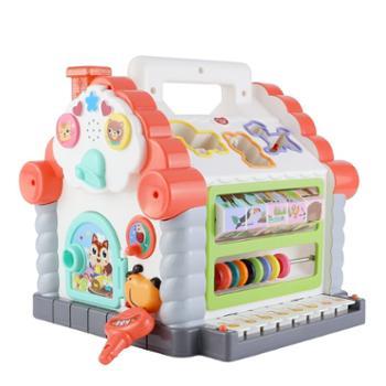 汇乐739趣味小屋玩具