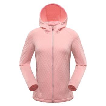BLACKYAK布来亚克女修身抓绒衣户外运动登山保暖外套FZW632