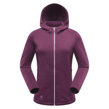 布来亚克女士休闲保暖外套FZW632