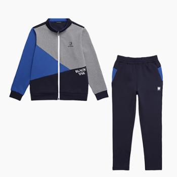 BLACKYAK儿童运动套装FZK451四向弹力松紧裤腰