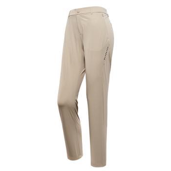 BLACK YAK 布来亚克女款弹力长裤 SJW126 抗菌口袋