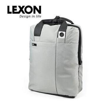 乐上(LEXON)电脑包男女款商务14英寸笔记本双肩包LNR161414英寸