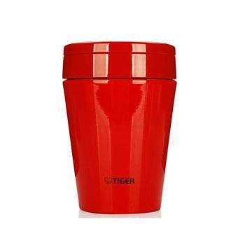 虎牌 MCC-B38C 多用型不锈钢真空杯 保温杯 办公 生活 有勺