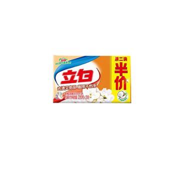 立白 新椰油精华洗衣皂 220g*6/块(2块/组)
