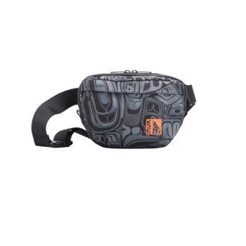 INUK涤纶腰包胸包两用包2L迷彩IKB1220709