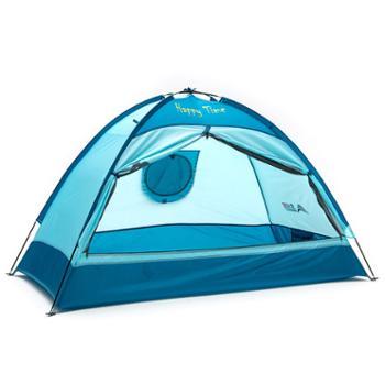 北山狼户外室内儿童小帐篷加厚防水便携式