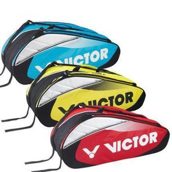 胜利VICTOR威克多羽毛球包BR7203十二支装双肩背拍包