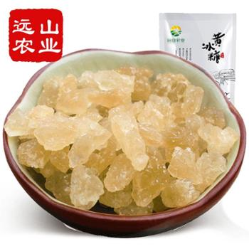远山农业黄冰糖老冰糖400g*1袋