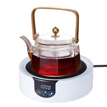 陶立方静音电陶炉煮茶壶套装