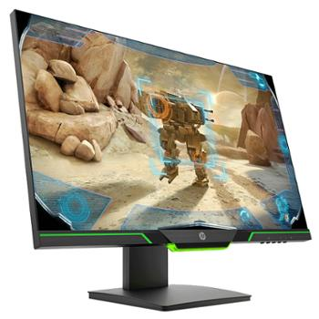惠普/HP27XQ电竞显示屏游戏LED屏电脑显示器27英寸2K屏幕27XQ