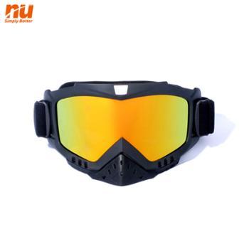 摩托车面罩风镜骑行护目镜越野防风沙战术眼镜