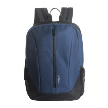 泰格斯/Targus15.6寸Essential基本款背包蓝黑TSB87201-70