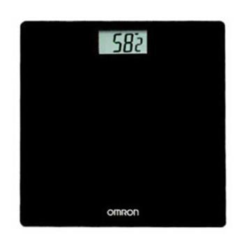 欧姆龙/OMRON电子体重秤黑色HN-287