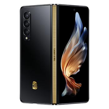 三星W22折叠屏5G手机16GB+512GB雅瓷黑
