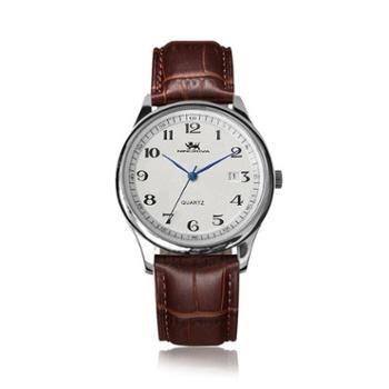 NINORIVA尼诺里拉男士商务石英单日历手表11005.221.01