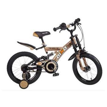 小龙哈彼避震加宽耐磨轮胎16寸儿童山地自行车脚踏车LB1697