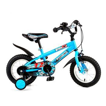 小龙哈彼儿童自行车男童脚踏车LB55系列