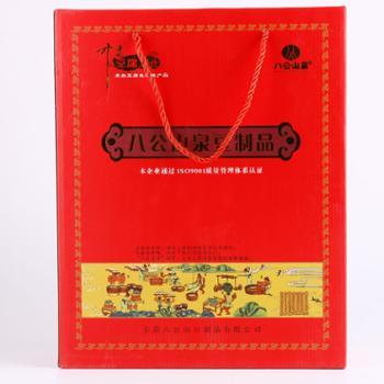 玛瑙泉 豆制品大礼盒 2675g