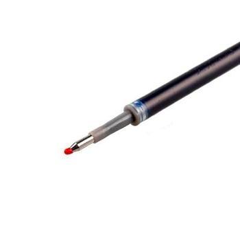 晨光G-5按动型中性笔替芯0.5mm360度顺滑弹簧笔头红蓝黑 每支