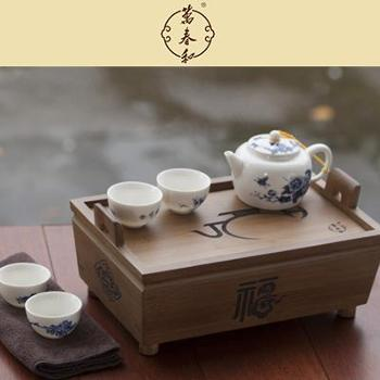 万春和六六大顺茶具