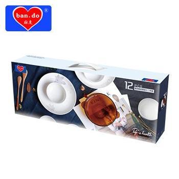 斑度雅韵陶瓷餐具十二件套BDYY/L12