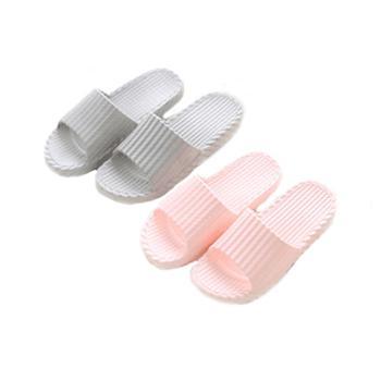 韩式防滑浴室拖鞋 家居凉拖鞋 防滑厚底凉拖鞋