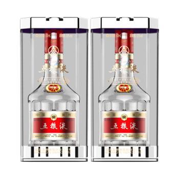 五粮液第七代限量收藏版浓香型52度500mlX2瓶