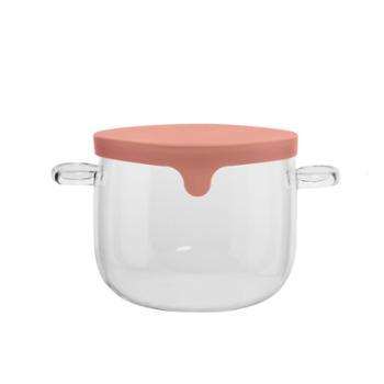 sohome高硼硅玻璃双耳多用泡面碗微波炉大容量热销款