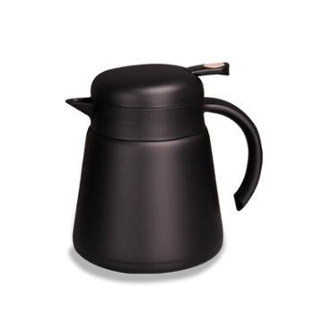 sohome珐琅不锈钢保温壶 保温瓶保暖壶热水瓶车载便携大容量水壶