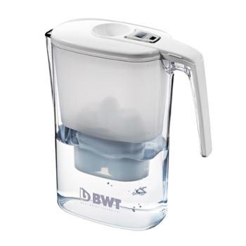 德国BWT倍世家用直饮滤水壶净水壶3.6L1壶7芯