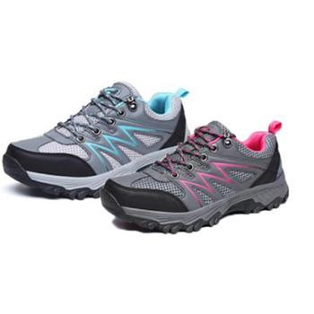 耶斯爱度女款登山鞋(鸿基810-A)