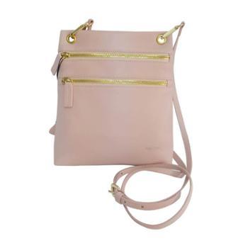 尼诺里拉NINORIVA粉色休闲女士斜挎包NR90470-1