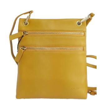 尼诺里拉NINORIVA 黃色 休闲女士斜挎包 NR90470-2