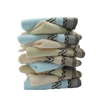 三利 波西米亚面巾10条特惠装9262-10T
