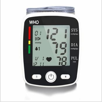 长坤CK-W355中文家用充电电子血压计USB充电款CK-W355
