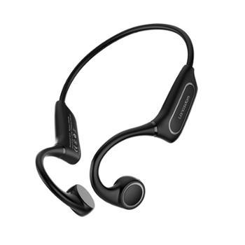 兰士顿挂脖骨传导耳机运动蓝牙耳机高清通话BC001