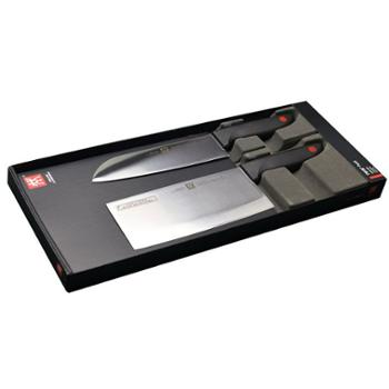 双立人刀具两件套K12TwinPoint红点系列