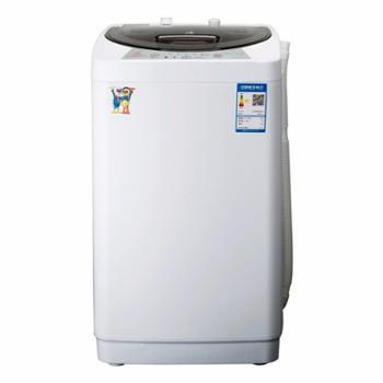 小鸭牌4.2公斤迷你波轮小型静音家用宿舍全自动洗衣机XQB42-2142