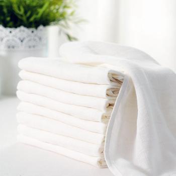 乐竹婴儿纱布尿布竹纤维婴儿尿布单条装透气防臭吸水抗菌抑菌50*70cm