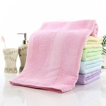 乐竹竹纤维毛巾